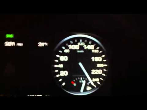 Range Rover Vogue 50 2012 Supercharged top speed MUST SEE