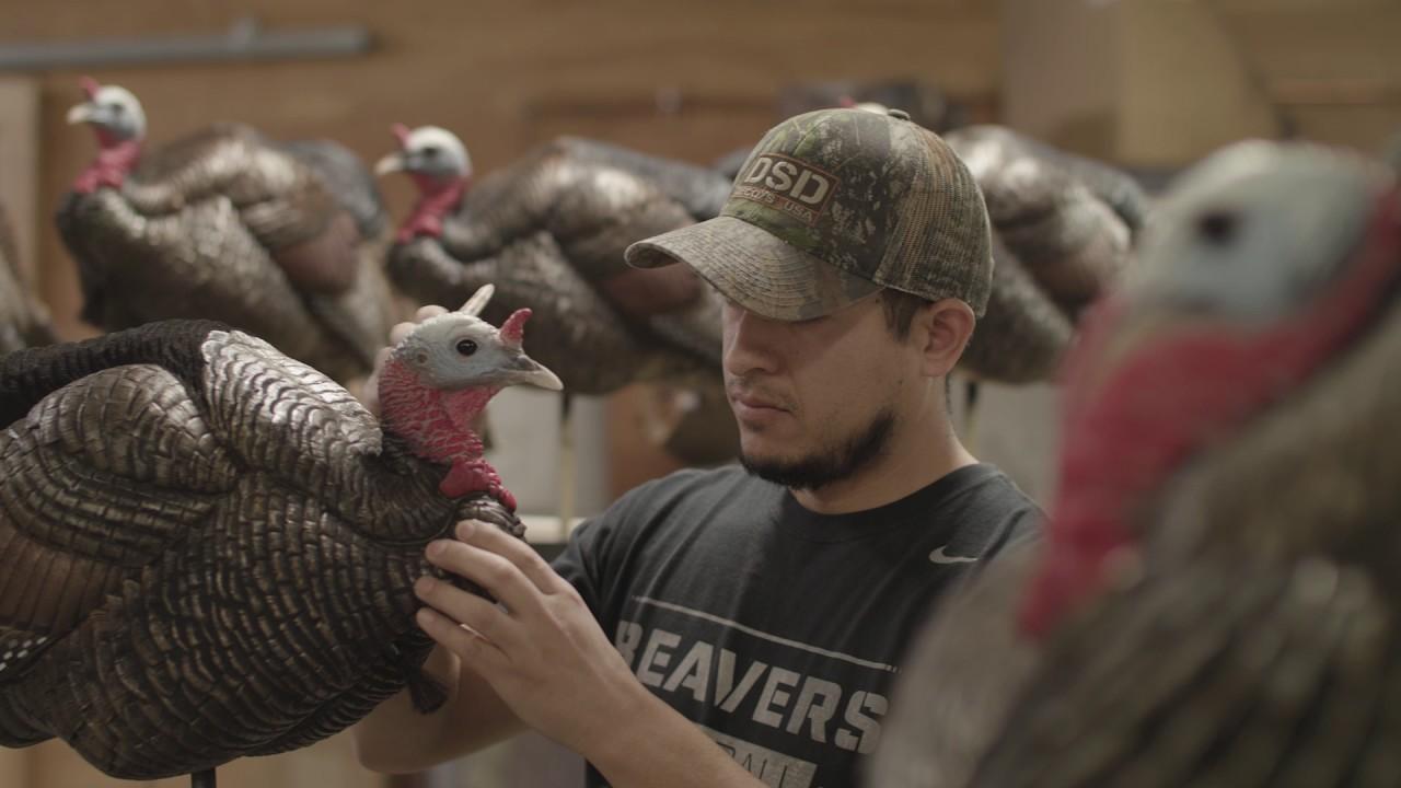 Dave Smith Decoys Turkey Flock