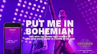 Put Me In Bohemian!
