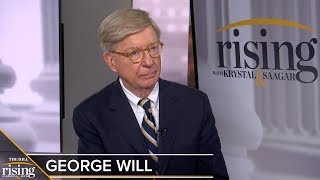George Will: 'I'm for as much immigration as the economy can take'