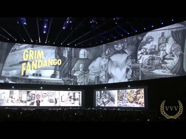 Sony E3 2014 in a Nutshell