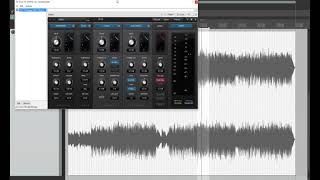 I thought the Loudness Extension in Reaper seemed to be a little bi...