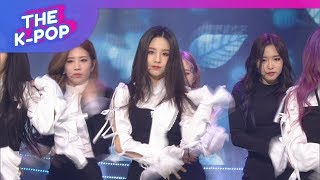 LOONA, Butterfly [THE SHOW 190319]