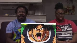 Dragon Ball Super: Broly Trailer #3 - (English Sub) REACTION!!