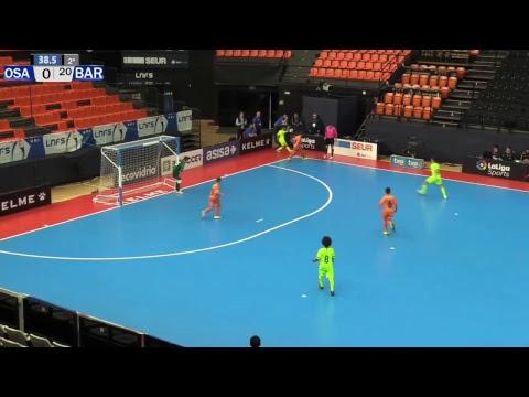 Semifinal 2 - MiniCopa de España LNFS
