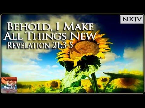 Revelation 21:3-5 Song