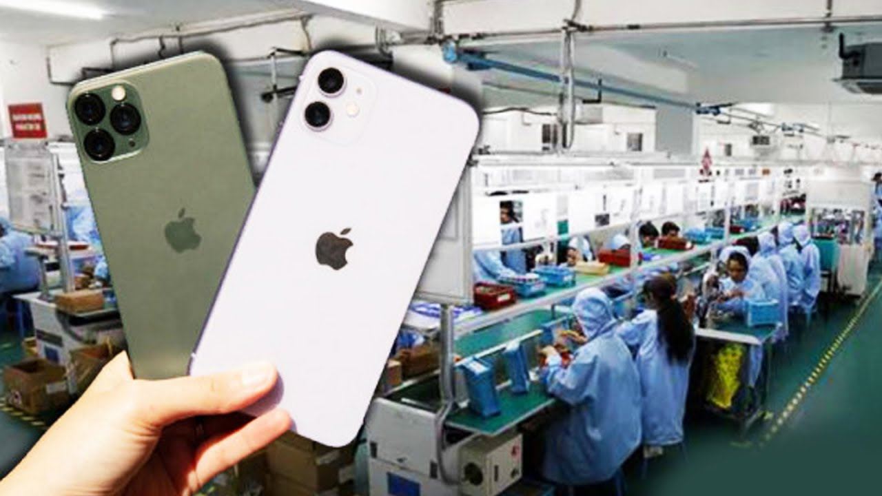 Apple, Samsung, Lava To Invest Rs 11 Lakh Crore For Making Smartphones In India   Govt's PLI Scheme
