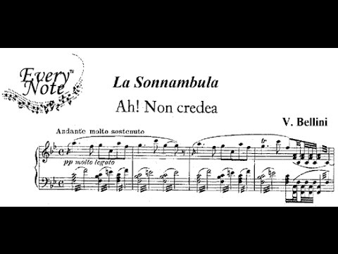 """Bellini aria Amina """" Ah! non credea mirarti..."""" Anastasia Zvereva (soprano )"""
