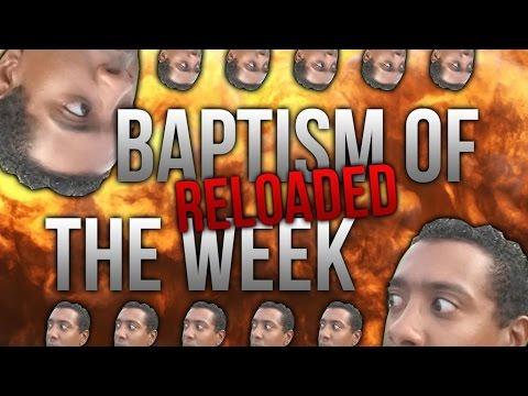 NBA 2K16 GIVEAWAY & BAPTISM OF THE WEEK RELOADED!!!!