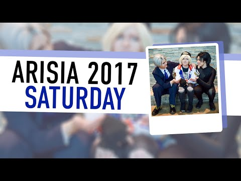 Con Vlog: Arisia 2017 (Saturday) | telekineticManiac