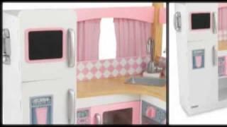 Kidkraft Grand Gourmet Corner Kitchen 53185 - High Quality Play Kitchen
