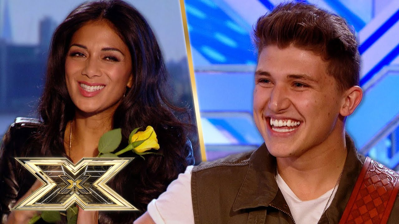 Justin Bieber tribute act Luke NAILS IT! | The X Factor UK