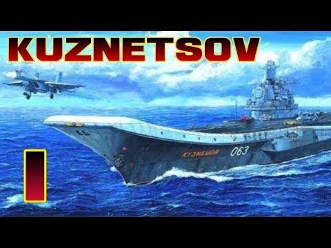 Kuznetsov Trumpeter 1/700