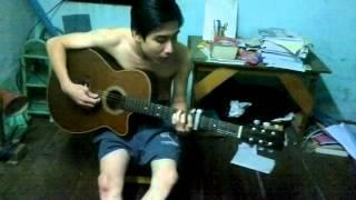 trở lại phố cũ guitar cover by mr dũng