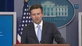 5/31/16: White House Press Briefing