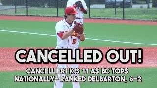 Bergen Catholic 6 Delbarton 2 | HS Baseball | Crusaders Upset No. 7 Team in USA