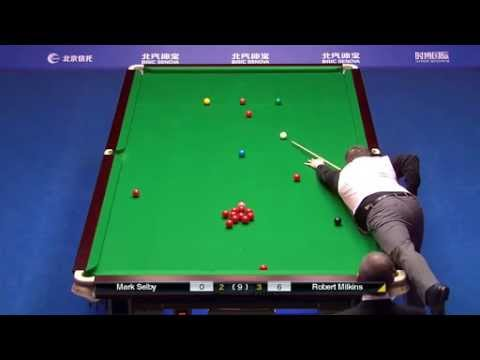 Snooker China Open 2015 QF Mark Selby vs Robert Milkins
