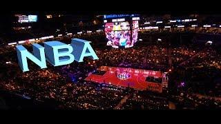 Поход на матч NBA в Нью Йорке