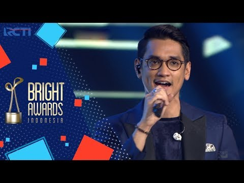 "BRIGHT AWARDS INDONESIA 2017 | Afgan ""X"" [06 Desember 2017]"