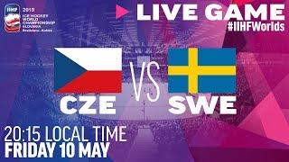 Czech Republic vs. Sweden | Full Game | 2019 IIHF Ice Hockey World Championship