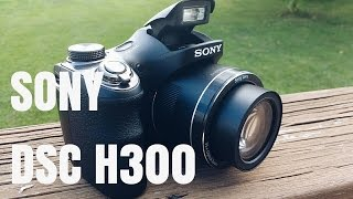 Sony DSC H300 Camera Review!