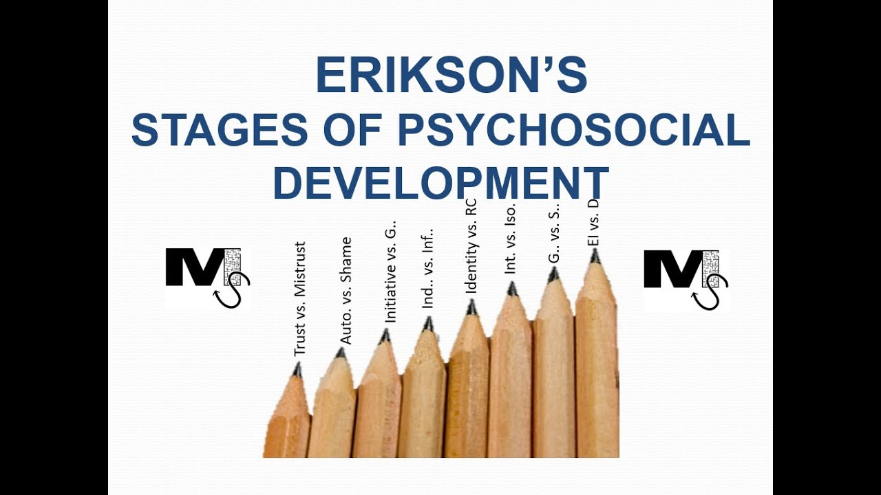 photo about Printable Erikson's Stages of Development identify Eriksons Degrees of Psychosocial Progress - Least complicated Motive At any time