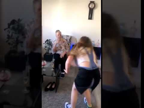 Curtis - Grandma Cannot Process The Dance Her Grandchild Is Doing