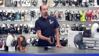 новинки SONY: Плеер Sony Walkman NW-WM1Z, Наушники Sony MDR Z1R, усилитель Sony PHA 2A