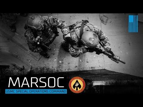 MARSOC USMC Special Operations Command