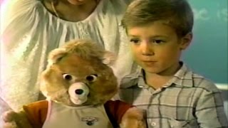 Video Teddy Ruxpin commercial (1985) download MP3, 3GP, MP4, WEBM, AVI, FLV Juni 2018