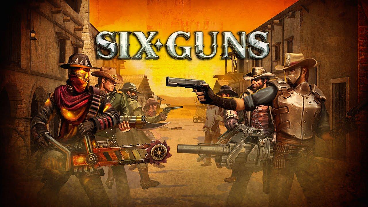 Six Guns - Game Trailer (Brasil)