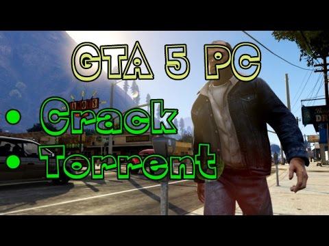 Кряк на GTA V