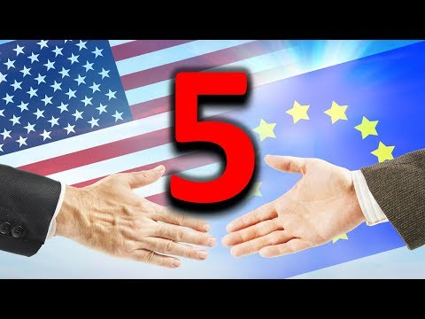 5 SHOCKING PROPHETIC FACTS About The UNITED STATES, The POPE & EUROPEAN UNION !!!