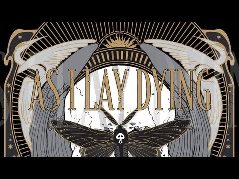 """As I Lay Dying """"Cauterize"""" (LYRIC VIDEO)"""