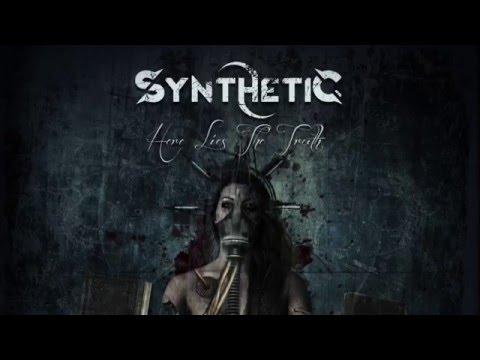 SYNTHETIC - Hollow Feat. Soilwork's Dirk Verbeuren (OFFICIAL LYRIC VIDEO)