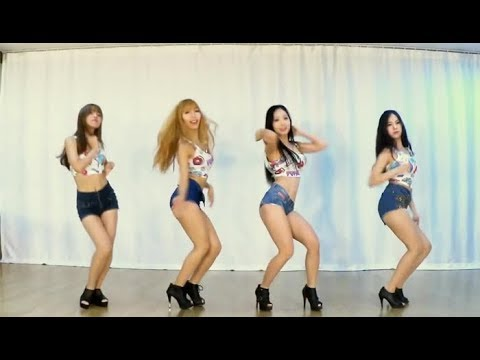 Upiak - Tak Tun Tuang DJ Remix - Korea Dance 2017