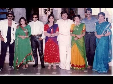 South Indian Film Stars Family photos || Rare Images