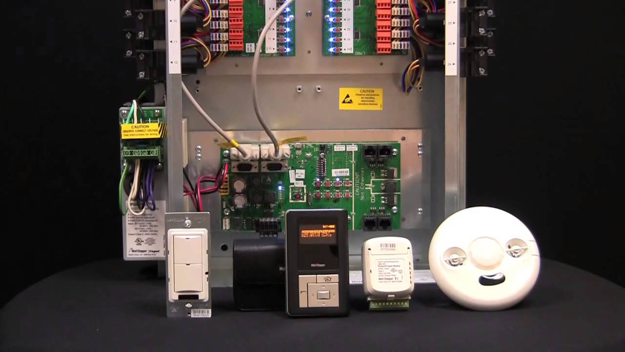 watt stopper wiring diagram [ 1280 x 720 Pixel ]