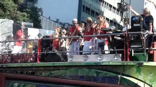 CLAUDIA LEITTE  Ajayô NO CAMAROTE DO  ILÊ AIYÊ carnaval 2016