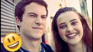 13 Reasons Why Cast - 😊😅😊 FUNNY AND HILARIOUS MOMENTS - TRY NOT TO LAUGH 2018