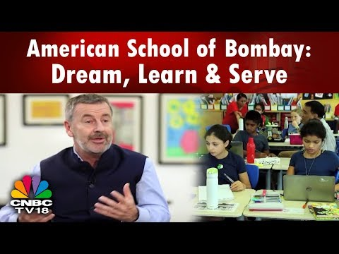 Centrestage | American School of Bombay: Dream, Learn & Serve | CNBC TV18