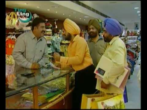 Gurpreet Ghuggi - Ghuggi Chhoo Manter Part 2  ( Comedy Film )