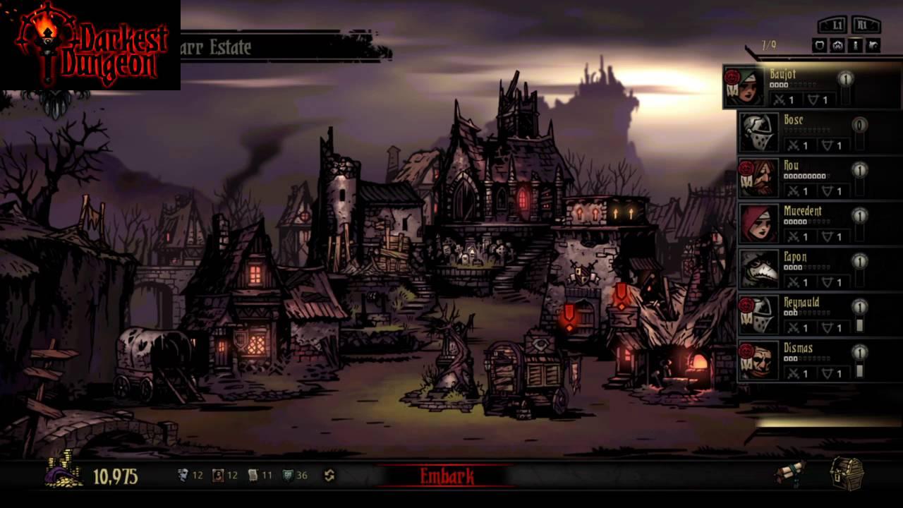 darkest dungeon best trinkets 2020 Darkest Dungeon   How to equip trinkets on the PS4 version   YouTube