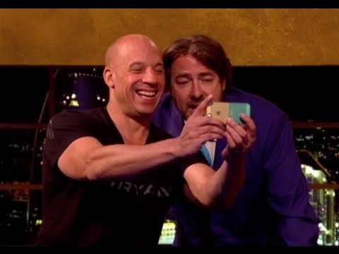 Vin Diesel Sends His Daughter A Message - The Jonathan Ross Show