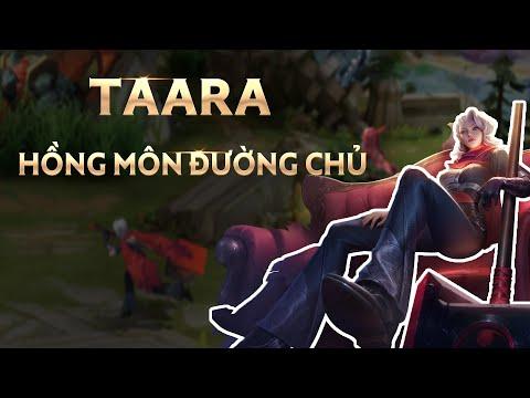 TRAILER | TAARA HỒNG MÔN ĐƯỜNG CHỦ - Xoay búa cực lực