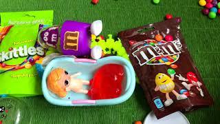 toys m&m's Nursery Rhymes Johny Johny Yes Papa Kids Music