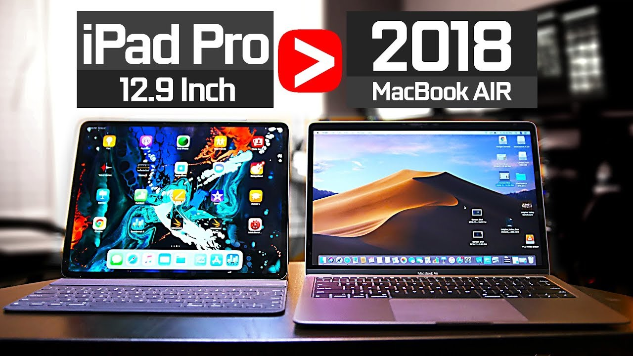 New iPad Pro Better Than The Macbook Air? - YouTube
