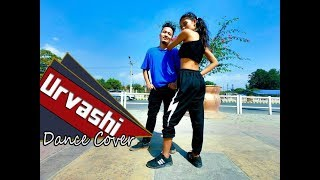 Urvashi - Dance Video shahid kapoor kiara A|Yo Yo honey singh | Choregraphy@Nabin Lama Ft.anjana