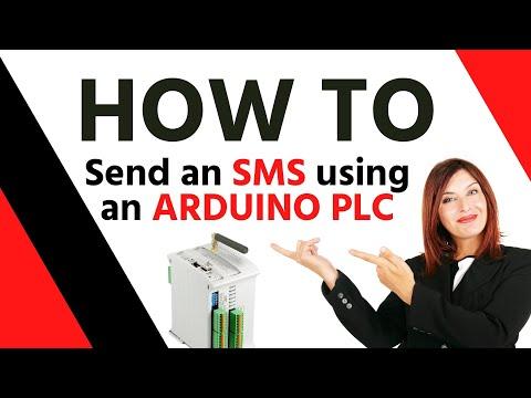 Testing a GPRS module using an Arduino based PLC | Arduino based PLC