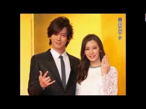 【北川景子】DAIGOと結婚! 披露宴は?